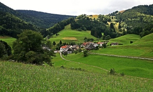 Peter Rintels' Village of Praeg, Black Forest, Germany is licensed under CC BY 2.0