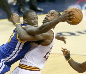 The NBA Finals: CavalierWarfare