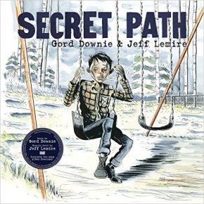 Vinyl Club: Gord Downie and Jeff Lemire's SecretPath